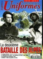 26573 - AAVV,  - Deuxieme Bataille des Alpes 1944-1945- Gaz. des Uniformes HS 20 (La)