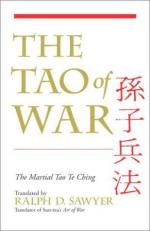 26606 - Sawyer, R.D. - Tao of War. The Martial Tao te Ching (The)