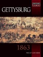 26619 - Katcher, P. - Gettysburg 1863