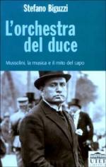 26702 - Biguzzi, S. - Orchestra del Duce (L')