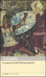 26727 - Tucidide,  - Guerra del Peloponneso (La)
