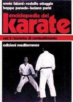 26831 - AAVV,  - Enciclopedia del Karate Vol 2 Tecniche di combattimento