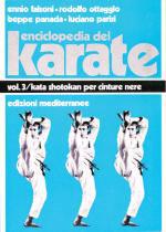 26832 - AAVV,  - Enciclopedia del Karate Vol 3 Kata Shotokan per cinture nere