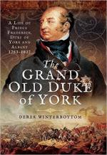 26847 - Winterbottom, D. - Grand old Duke of York. The Life of Prince Frederick, Duke of York and Albany 1763-1827 (A)