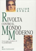 26863 - Evola, J. - Rivolta contro il mondo moderno