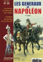 27064 - Tradition, HS - Tradition HS 25: Les Generaux de Napoleon 1ere Partie