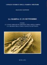 27087 - Mattesini, F. - Marina e l'8 settembre 2 Tomi (La)