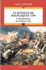 27108 - Corvisier, A. - Bataille de Malplaquet 1709. L'effondrement de la France evite'