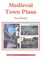 27138 - Hindle, P. - Medieval Town Plans