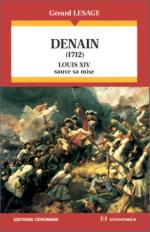 27189 - Lesage, G. - Denain 1712. Louis XIV sauve sa mise