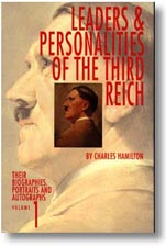27236 - Hamilton, C. - Leaders and Personalities of the Third Reich. Their Biographies, Portraits and Autographs Vol 1