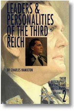 27237 - Hamilton, C. - Leaders and Personalities of the Third Reich. Their Biographies, Portraits and Autographs Vol 2