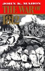 27254 - Mahon, J.K. - War of 1812 (The)