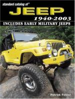 27300 - Foster, P.R. - Standard Catalog of Jeep 1940-2003