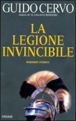 27322 - Cervo, G. - Legione invincibile. Romanzo Storico (La)