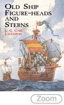 27373 - Carr Laughton, L.G. - Old Ship Figure-Heads and Sterns