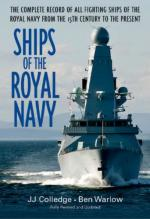 27436 - Colledge-Warlow, J.J.-B. - Ships of the Royal Navy. The Complete Record of all Fighting Ships of the Royal Navy from the Fifteenth Century to the Present