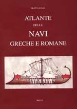 27447 - Avilia, F. - Atlante delle navi greche e romane