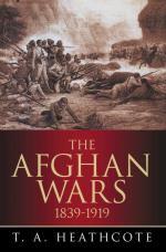 27463 - Heathcote, T.A. - Afghan Wars 1839-1919 (The)