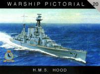 27561 - Wiper, S. - Warship Pictorial 20 - HMS Hood
