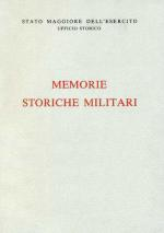 27624 - USME,  - Memorie Storiche Militari 1982