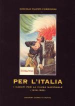 27668 - AAVV,  - Per l'Italia. Caduti per la causa nazionale (1919-32)