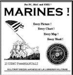 27779 - USMC,  - CD ROM Marines! 23 USMC Field Manuals