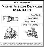 27785 - US Army,  - CD ROM Night Vision Devices Manuals