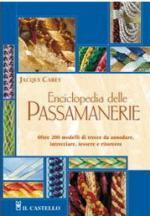 27861 - Carey, J. - Enciclopedia delle passamanerie