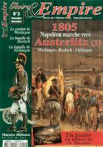 27992 - Gloire et Empire,  - Gloire et Empire 03: 1805 Napoleon marche vers Austerlitz (1) Wertingen-Haslach-Herchlingen