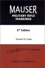 28030 - Lapin, T.W. - Mauser Military Rifle Markings 2nd Ed.