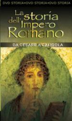 28127 - AAVV,  - Storia dell'Impero Romano Vol 1: da Cesare a Caligola DVD
