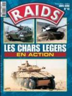 28289 - Raids, HS - HS Raids 13: Les Chars legers en Action Vol 1
