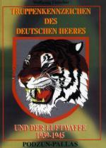28302 - Fleischer, W. - Truppenkennzeichen des deutschen Heeres und der Luftwaffe 1939-1945