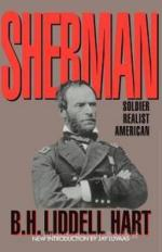 28433 - Liddel Hart, B.H. - Sherman. Soldier, Realist, American