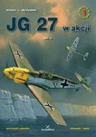 28596 - Murawski, M.J. - Miniatury Lotnicze 01: Jagdgeschwader JG 27 in action Vol 1