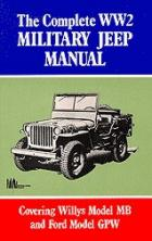 28756 - US Army,  - Complete WW2 Military Jeep Manual