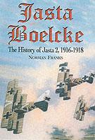 29035 - Franks, N. - Jasta Boelcke. The History of Jasta 2, 1916-1918