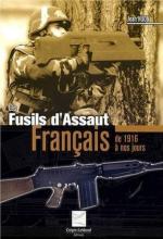 29047 - Huon, J. - Fusils d'assaut francais de 1916 a nos jours (Les)