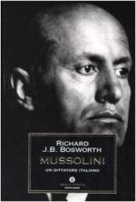 29095 - Bosworth, R.J.B. - Mussolini. Un dittatore italiano