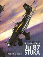 29126 - Jackson, R. - Combat Legend - Ju 87 Stuka