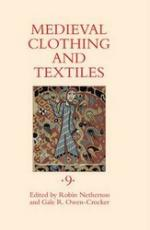 29210 - Netherton-Owen Crocker, R.-G. cur - Medieval Clothing and Textiles Vol 09