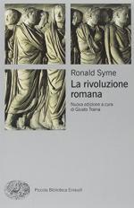 29252 - Syme, R. - Rivoluzione romana (La)