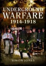 29271 - Jones, S. - Underground Warfare 1914-1918