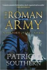 29372 - Southern, P. - Roman Army. A History 753 BC - AD 476 (The)