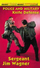 29429 - Wagner, J. - Police and Military Knife Defense DVD
