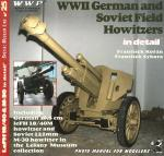 29452 - Koran-Sykora, F.-F. - Special Museum 25: WWII German and Soviet Field Howitzers in detail
