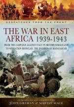 29489 - Grehan-Mace, J.-M. cur - War in East Africa 1939-1943 (The)