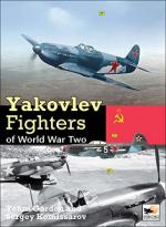 29525 - Gordon-Kommissarov, Y.-S. - Yakolev Fighters of World War Two
