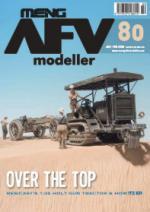 29721 - AFV Modeller,  - AFV Modeller 080. Over the Top